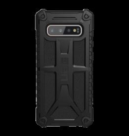 UAG Samsung Galaxy S10+ UAG Matte/Black Monarch Series Case 15-03979