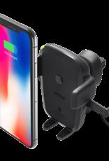 iOttie - Easy One Touch Wireless Qi 9W Vent Mount Universal Black 104-1196