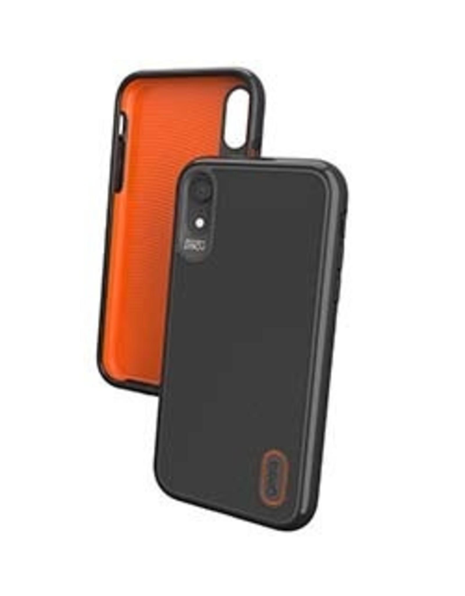 GEAR4 GEAR4 | iPhone XR D3O Black Battersea Case | 15-03852