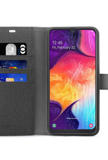 Blu Element Blu Element | 2 in 1 Folio Case Black/Black for Samsung Galaxy A50 120-1863