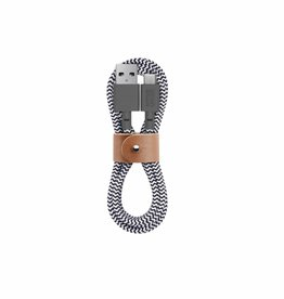 Native Union Native Union | Belt Cable USB-C - Zebra | BELT-KV-AC-ZEB
