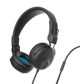 JLab Audio - Studio On-Ear Headphone Black 106-1358