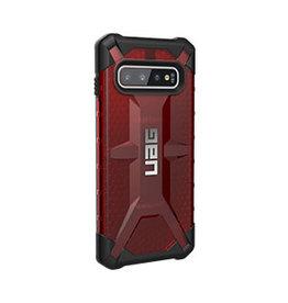 UAG Samsung Galaxy S10 UAG Red/Black (Magma) Plasma Series Case 15-03958