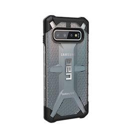 UAG SO UAG | Samsung Galaxy S10 Clear/Black (Ice) Plasma Series Case 15-03960