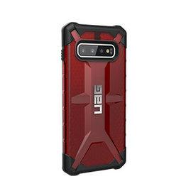 UAG Samsung Galaxy S10+ UAG Red/Black (Magma) Plasma Series Case 15-03963
