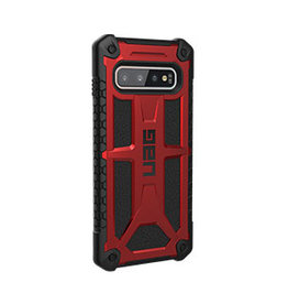 UAG UAG | Samsung Galaxy S10 Red/Black (Crimson) Monarch Series Case 15-03974