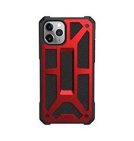 UAG UAG | iPhone 11 Pro Max  Red/Black (Crimson) Monarch Case 15-04871