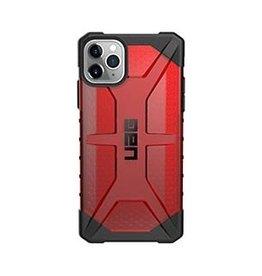 UAG UAG | iPhone 11 Pro Max  Red/Black (Magma) Plasma Case 15-04899