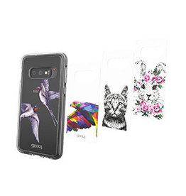 Case-Mate Samsung Galaxy S10e Gear4 D3O Animal Kingdom Chelsea Inserts (4 pcs) 15-03988