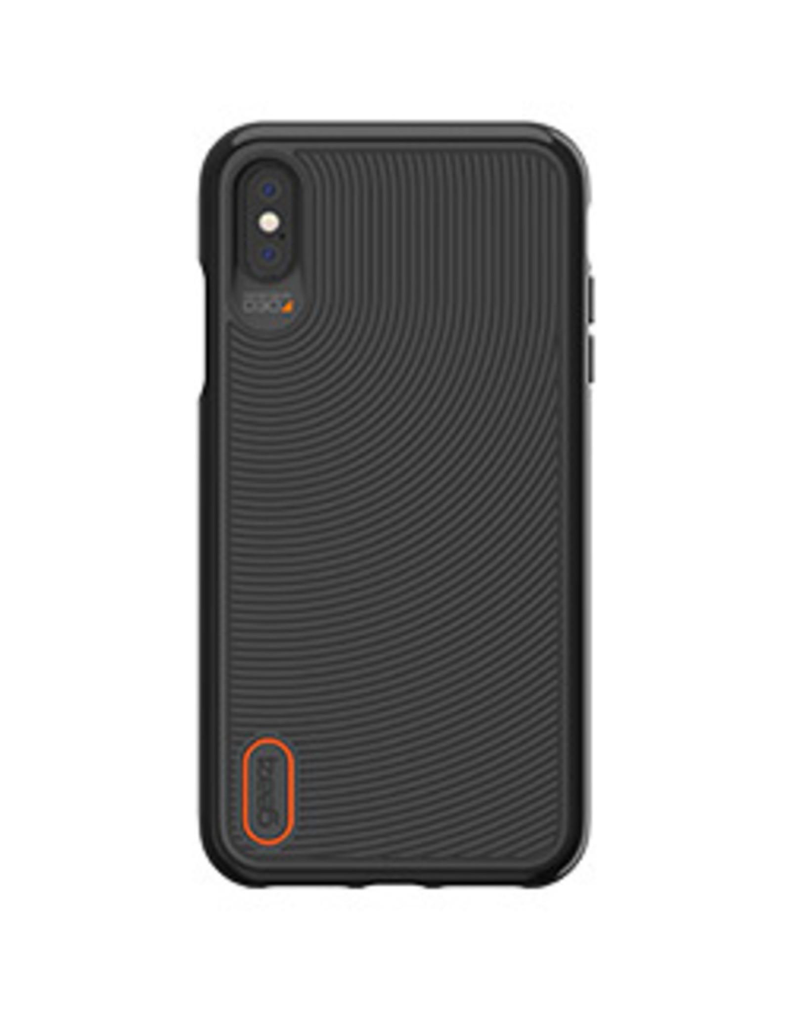 GEAR4 GEAR4   iPhone Xs Max D3O Black Battersea Case   15-03433