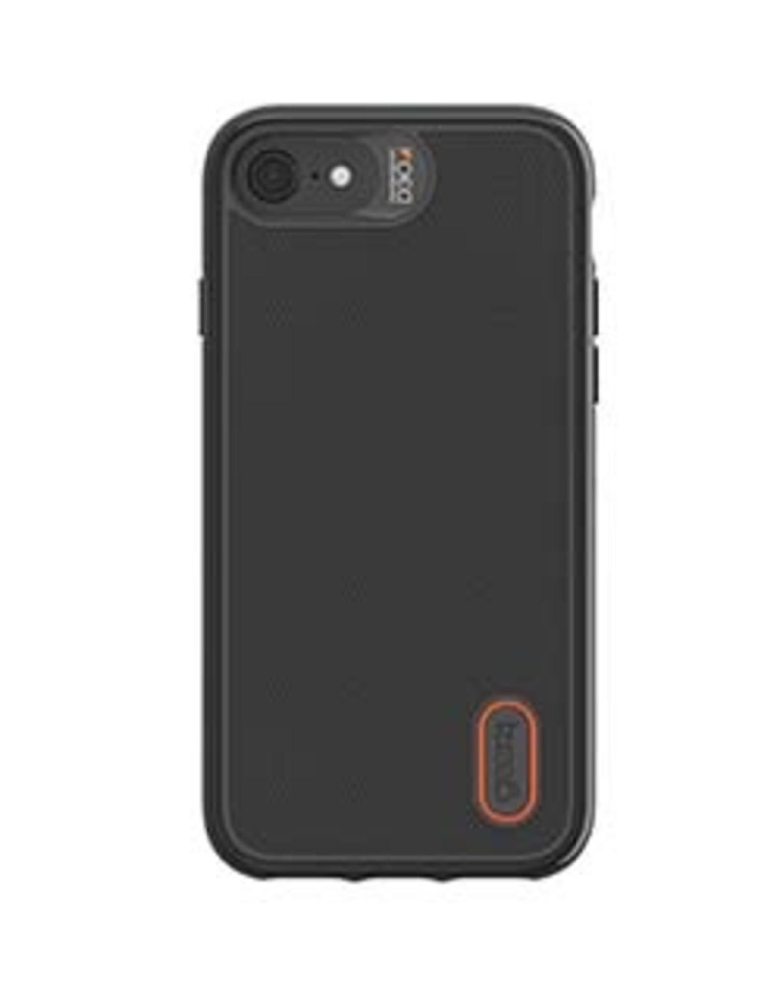 GEAR4 //// GEAR4 | iPhone 8/7/6S/6 D3O Black Battersea Grip Case 15-03853