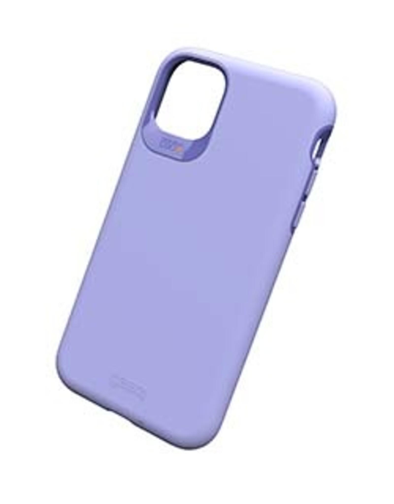 GEAR4 GEAR4 | iPhone 11 D3O Purple (Lilac) Holborn Case 15-04823