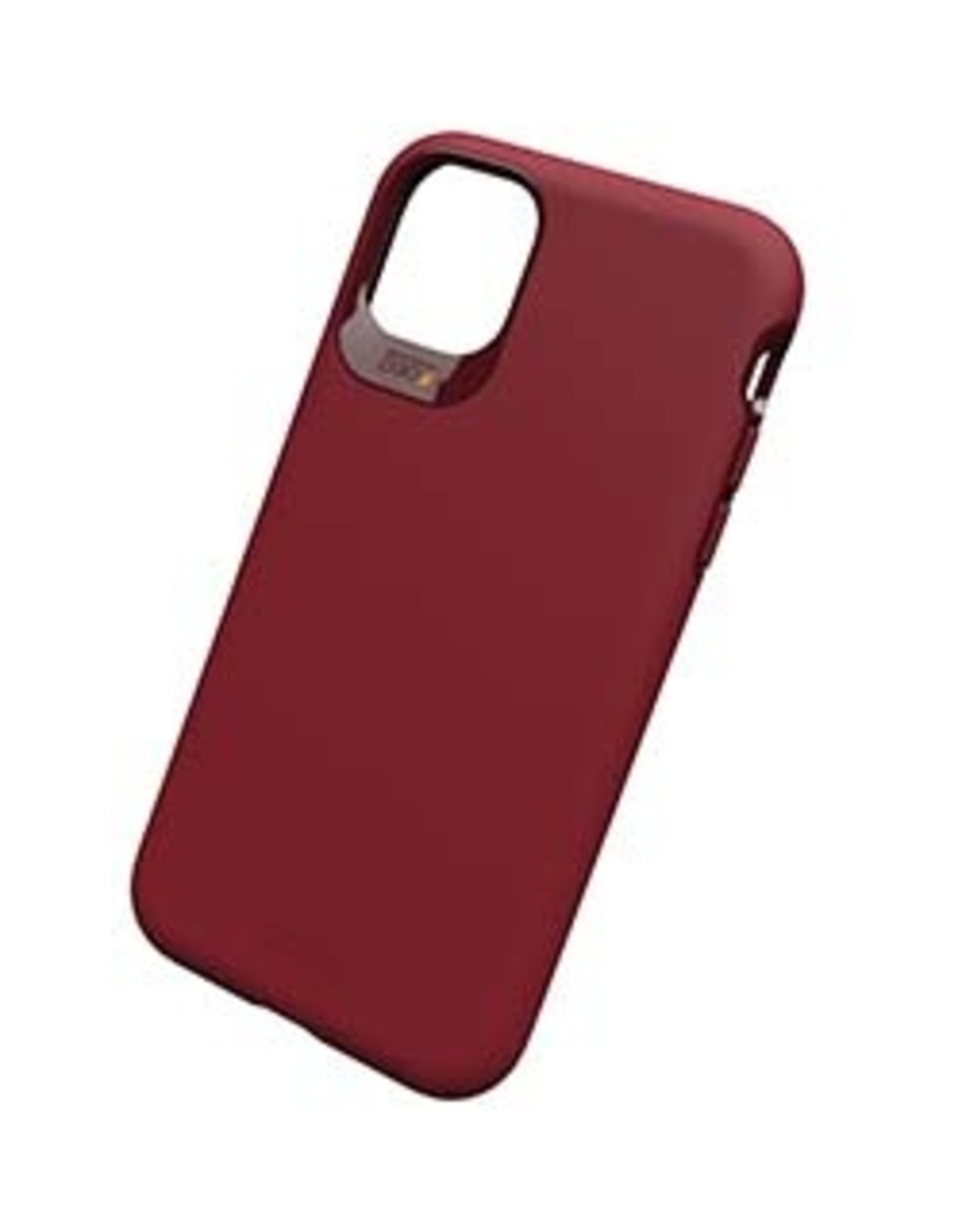 GEAR4 GEAR4 | iPhone 11 D3O Red (Wine) Holborn Case 15-04824
