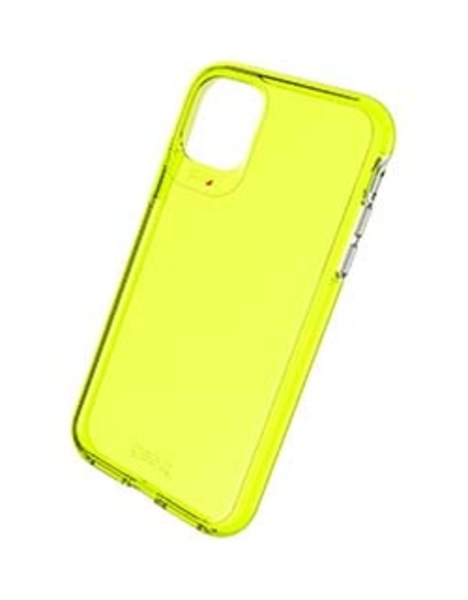 GEAR4 GEAR4 | iPhone 11 D3O Yellow Crystal Palace Neon Case 15-04784