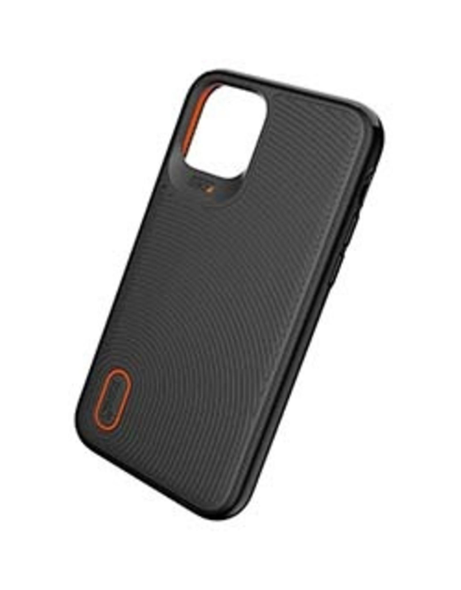 GEAR4 GEAR4 | iPhone 11 Pro D3O Black Battersea Case 15-04762