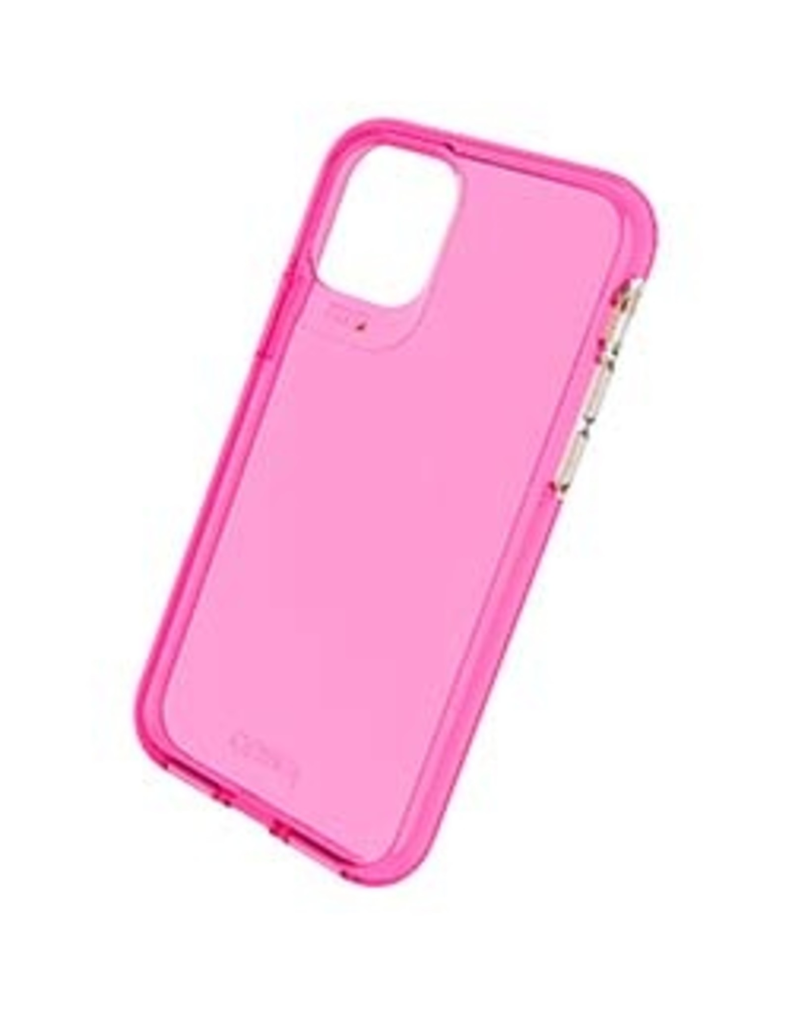 GEAR4 GEAR4 | iPhone 11 Pro D3O Pink Crystal Palace Neon Case 15-04780