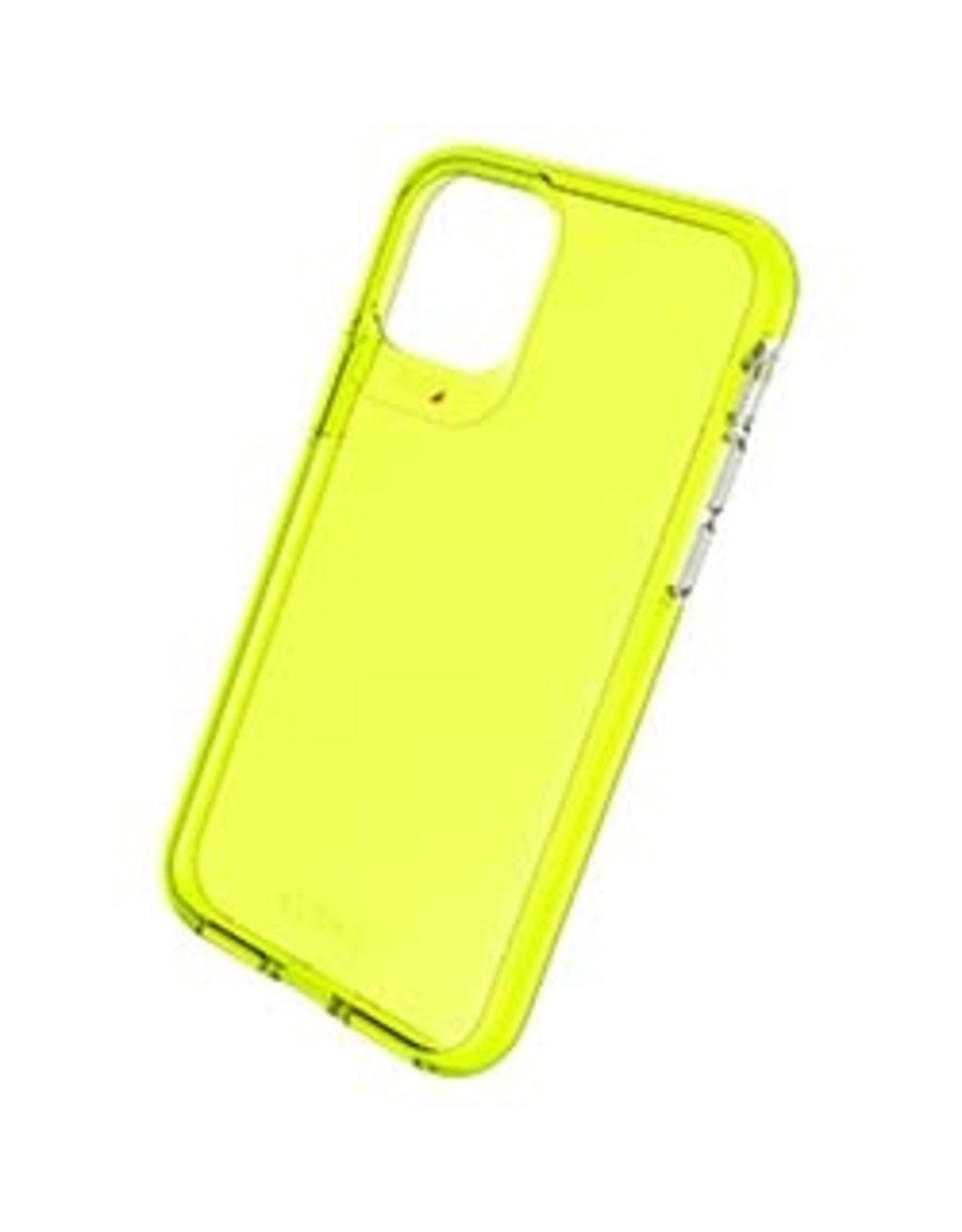GEAR4 GEAR4 | iPhone 11 Pro D3O Yellow Crystal Palace Neon Case 15-04781