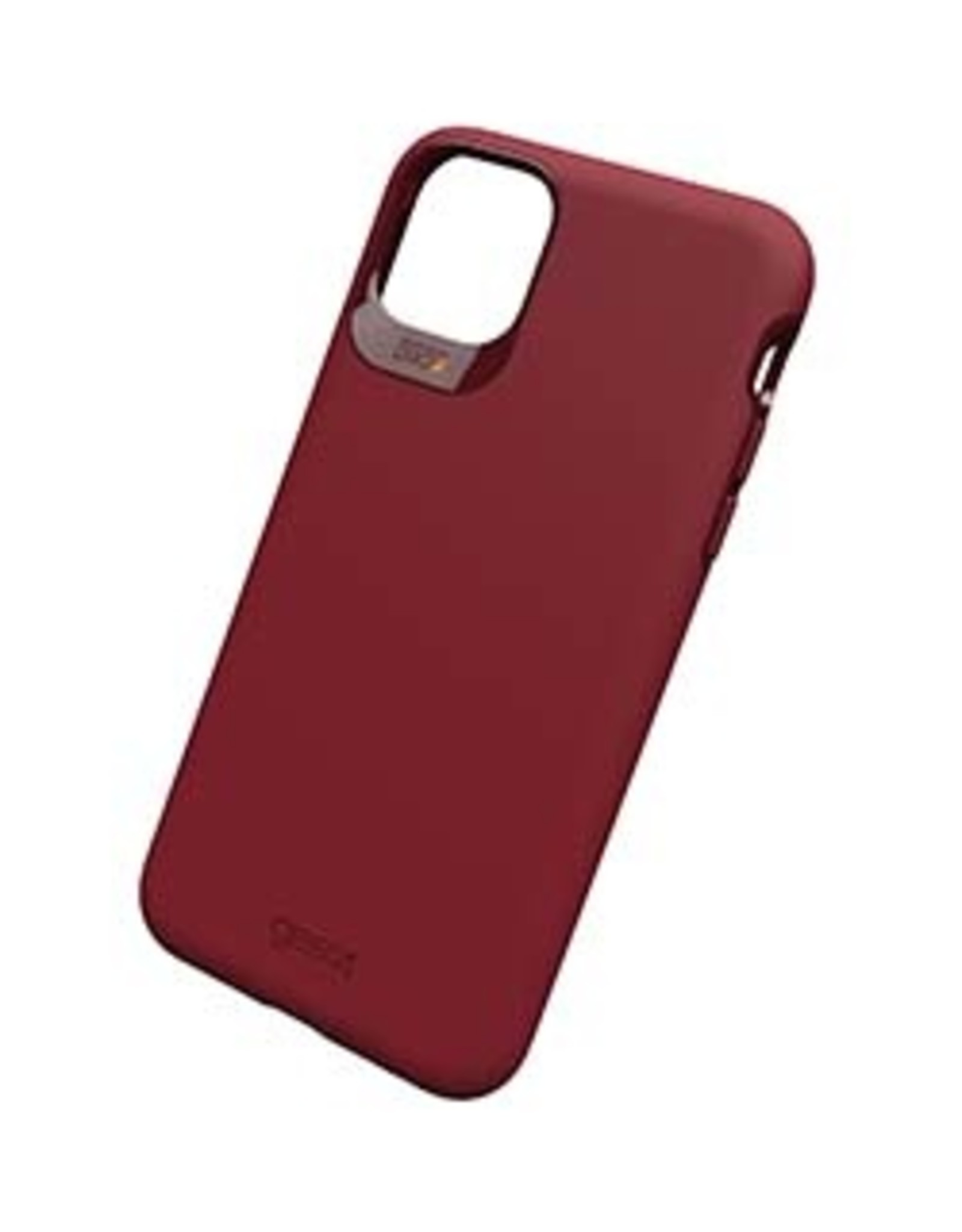 GEAR4 GEAR4 | iPhone 11 Pro Max  D3O Red (Wine) Holborn Case 15-04830