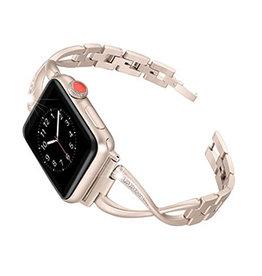 Uunique London Apple Watch 40/38mm Uunique Rose Gold Elire Watch Band 15-04430