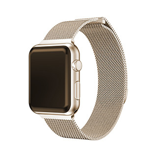 Uunique London Uunique | Apple Watch 40/38mm Uunique Rose Gold Spectra Watch Band 15-04424