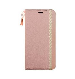 Uunique London | iPhone 11  Pink (Summer Pink) Saffiano Flower Folio Case 15-05076