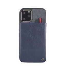 Uunique London | iPhone 11 Pro  Blue Essex Pocket Case 15-05050