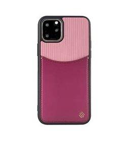 Uunique London | iPhone 11 Pro  Pink Rosette Pocket Case 15-05052