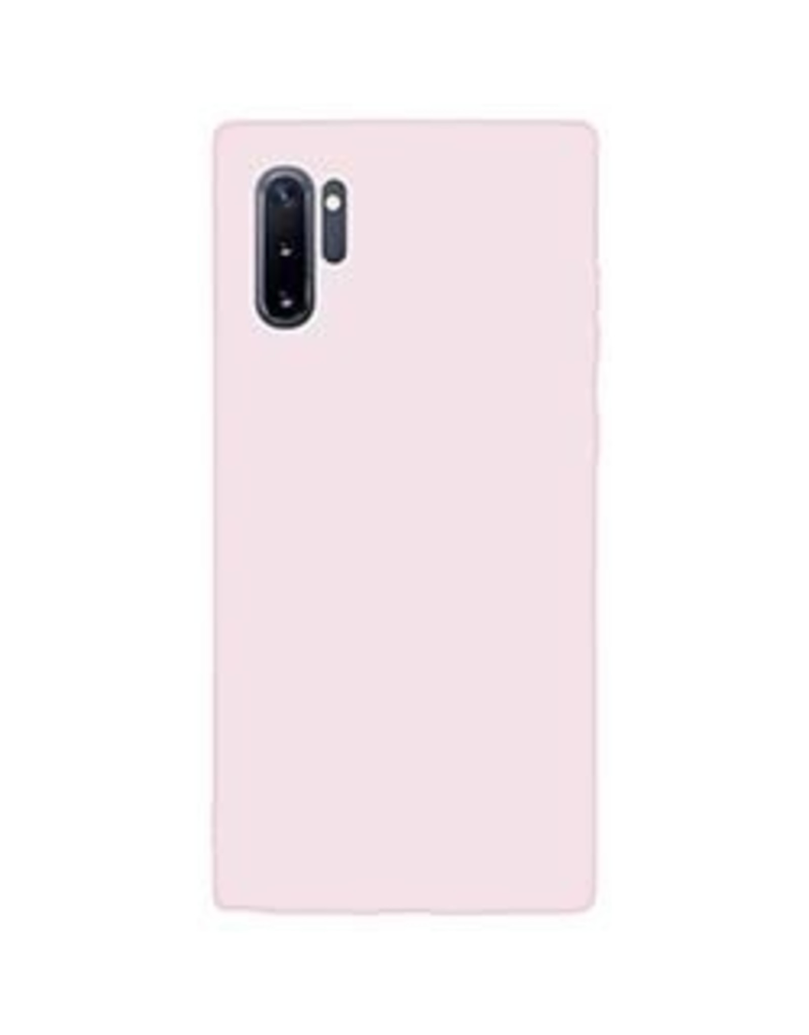 Uunique London | Samsung Galaxy Note 10+  Pink (Candy Pink) Liquid Silicone Case 15-04913