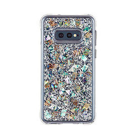Case-Mate Samsung Galaxy S10e Case-Mate Iridescent Waterfall Case 15-04043