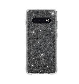 Case-Mate Samsung Galaxy S10+ Case-mate Black (Smoke) Tough Case 15-04059