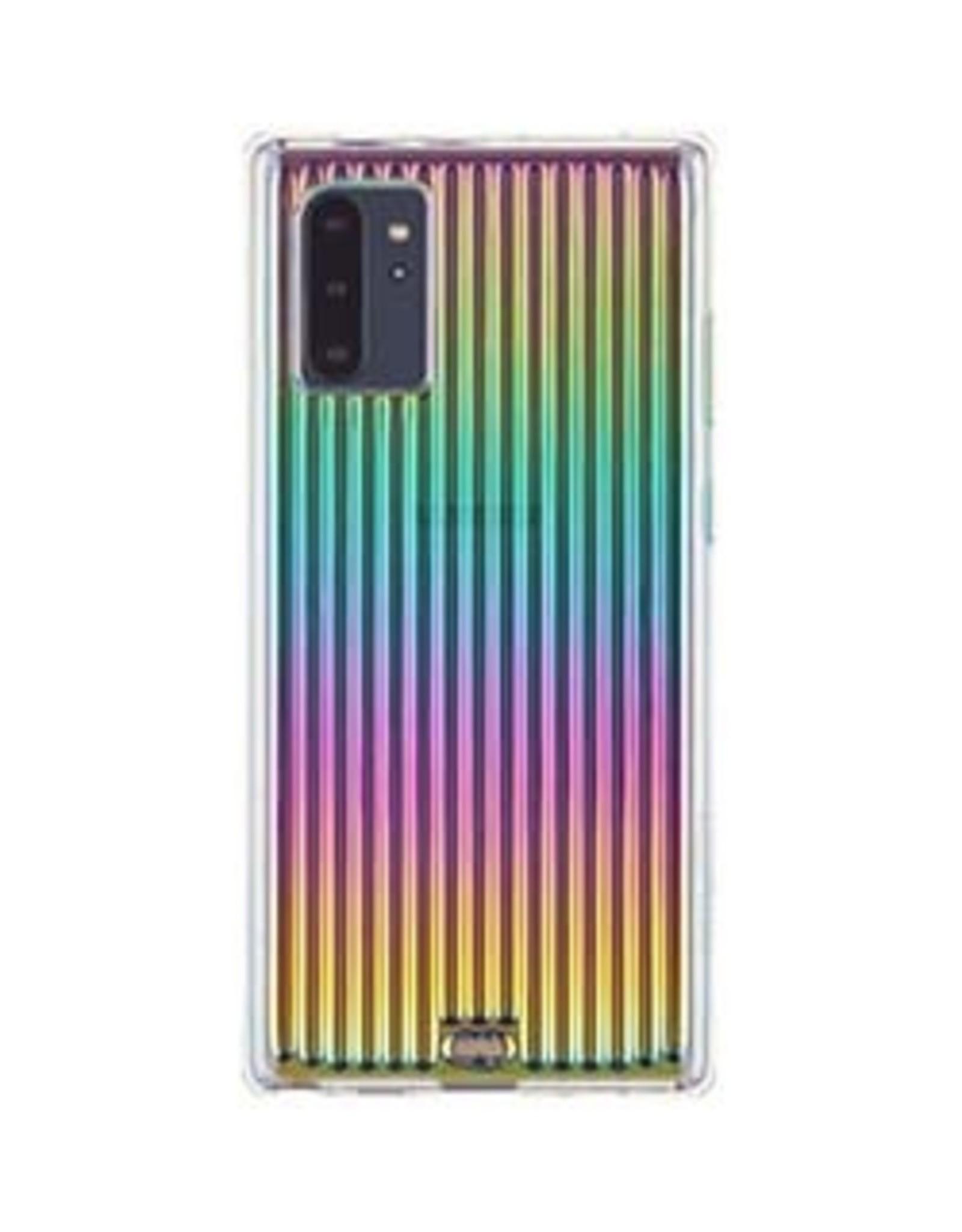 Case-Mate Case-Mate | Galaxy Note 10+ Case-Mate Iridescent Tough Groove Case 15-04923