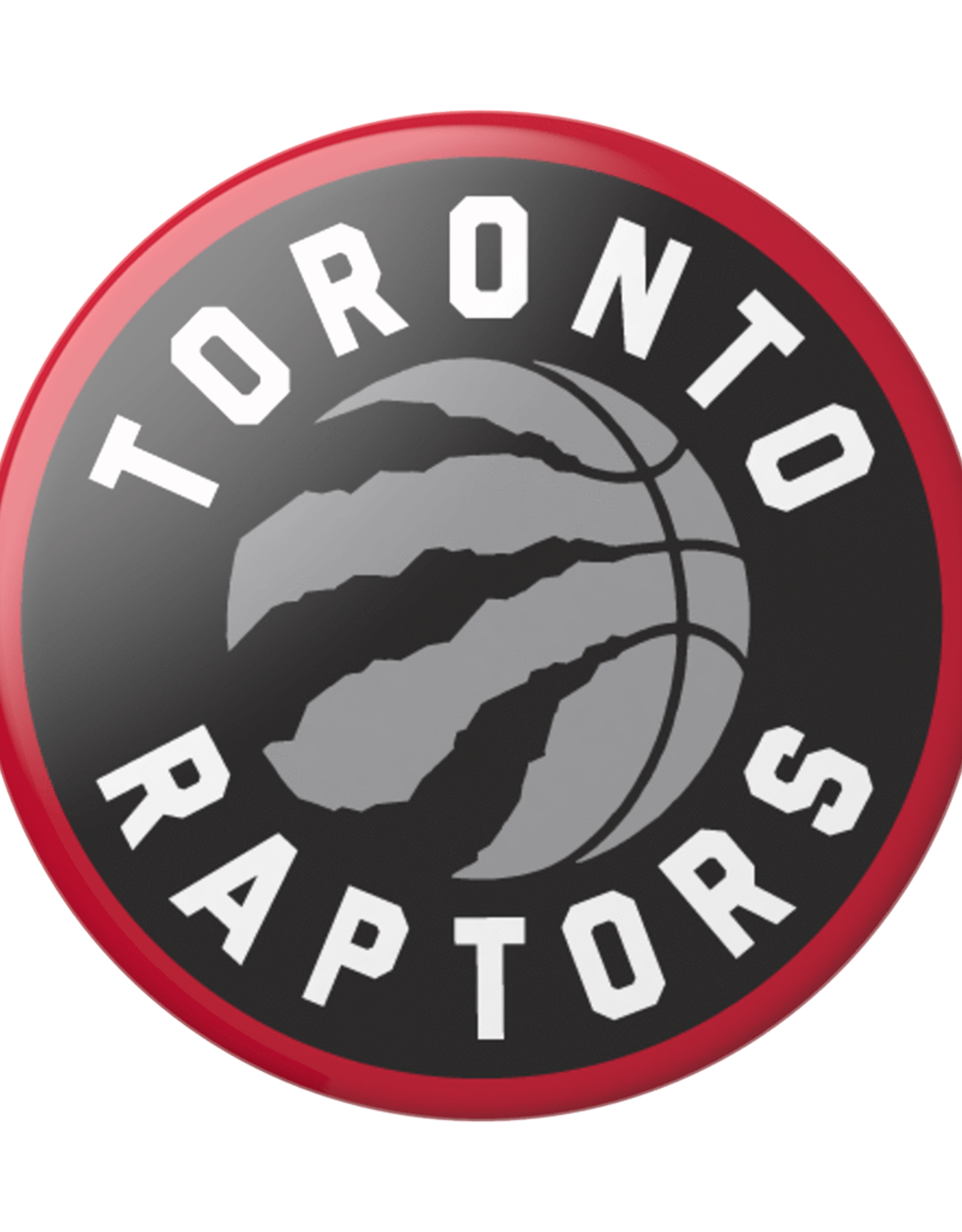 Popsockets PopSockets   PopGrip (Complete Swappable PopGrip) Toronto Raptors 123-0079