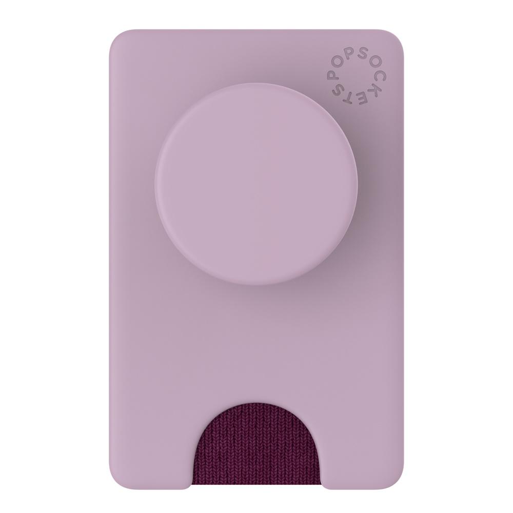 Popsockets PopSockets | PopWallet+ (PopWallet with Swappable PopGrip) Blush Pink 123-0073