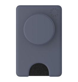 Popsockets PopSockets | PopWallet+ (PopWallet with Swappable PopGrip) Shadow Blue 123-0071
