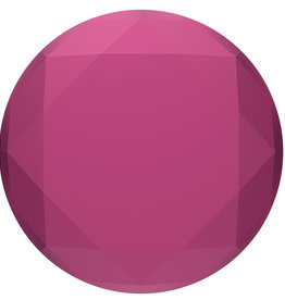 Popsockets Popsockets | (Complete Swappable PopGrip) Metallic Diamond Plum Berry 123-0068