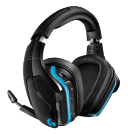 Logitech Logitech G935 RF Wireless Gaming Headset with Microphone - Black 981-000742