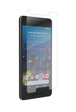 ZAGG   Google Pixel 2 InvisibleShield GlassPlus Screen Protector   15-02595