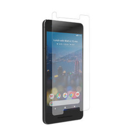 ZAGG | Google Pixel 2 InvisibleShield GlassPlus Screen Protector | 15-02595