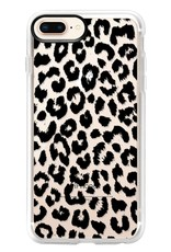Casetify Casetify - Grip Case Leopard for iPhone 8+/7+/6S+/6+ 120-1850
