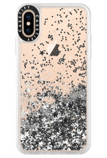 Casetify Casetify - Glitter Case Silver for iPhone XS 120-1851