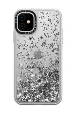 Casetify Casetify | Glitter iPhone 11 Monochrome Silver 120-2471