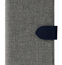 Blu Element /// Blu Element   Pixel XL   2 in 1 Folio Gray/Blue - 112-8875