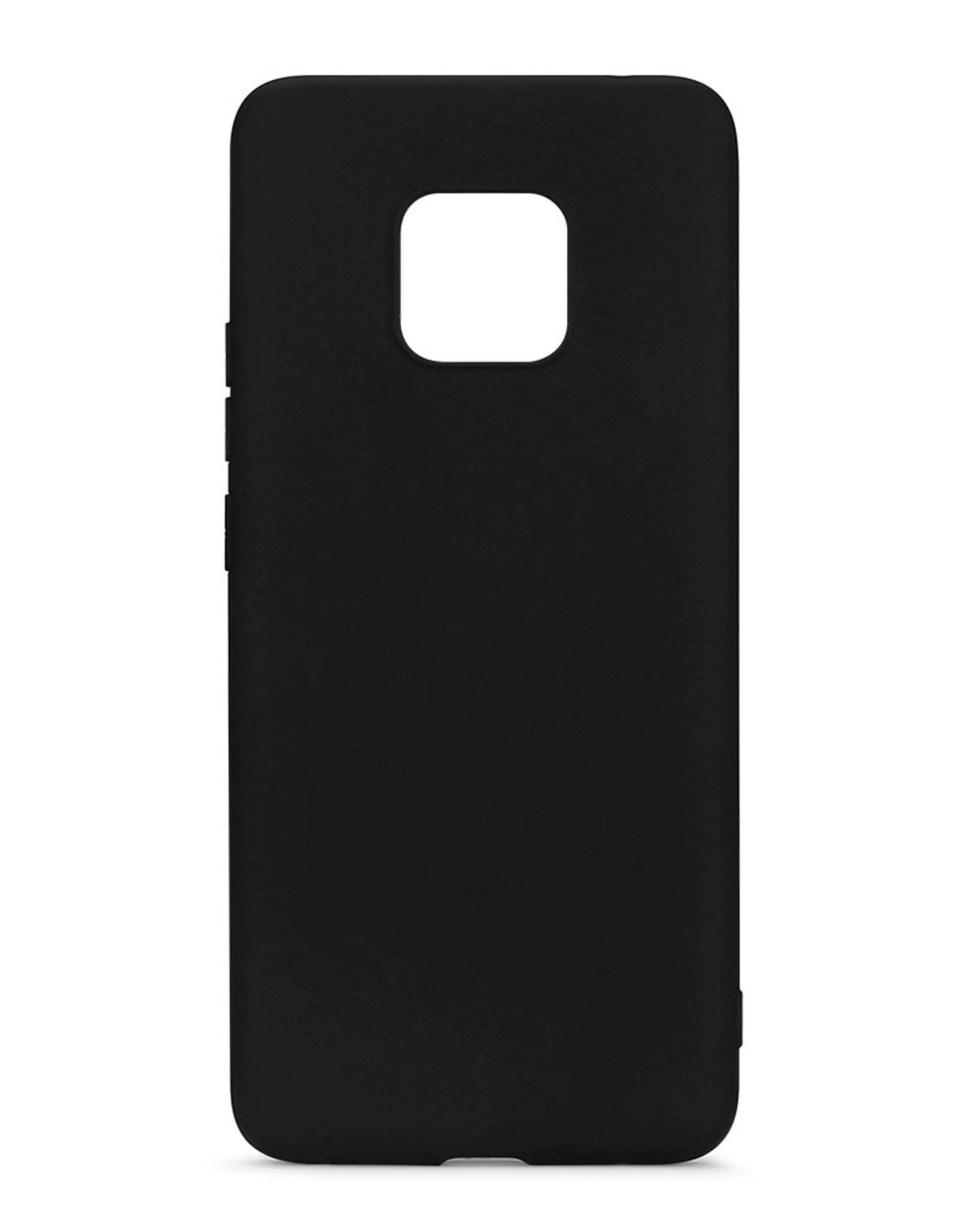 Blu Element Blu Element - Gel Skin Case Black for Huawei Mate20 Pro 120-1282