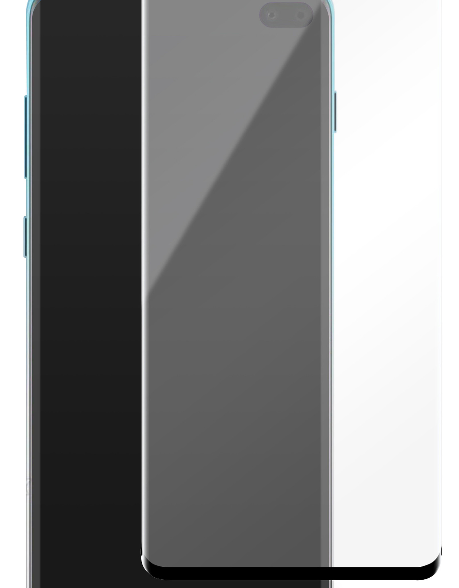 Blu Element Blu Element - 3D Curved Glass Screen Protector for Samsung Galaxy S10+ 118-2076