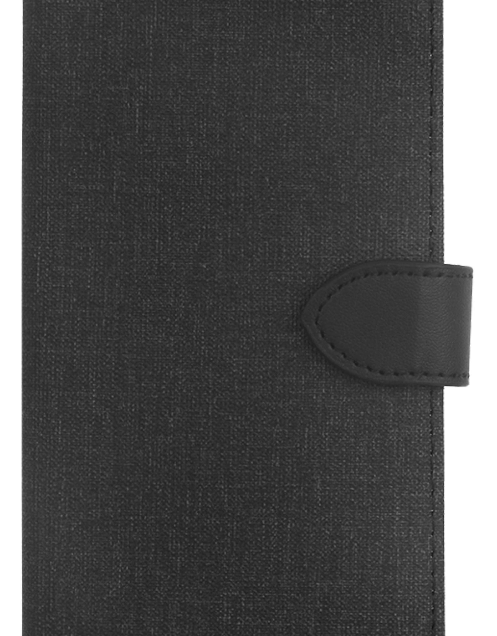 Blu Element Blu Element - 2 in 1 Folio Case Black/Black for Huawei P30 120-1662