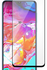 Blu Element Blu Element - 3D Curved Glass Screen Protector for Samsung Galaxy A70 118-2127