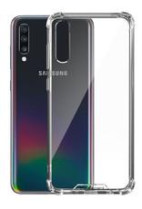Blu Element Blu Element - DropZone Rugged Case Clear for Samsung Galaxy A70 120-1903