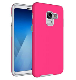 Blu Element Blu Element - Armour 2X Case Pink for Samsung Galaxy A8 2018 120-1660