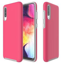 Blu Element Blu Element - Armour 2X Case Pink for Samsung Galaxy A50 120-1870