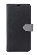 Blu Element Blu Element | 2 in 1 Folio iPhone 11 Black/Gray 120-2155